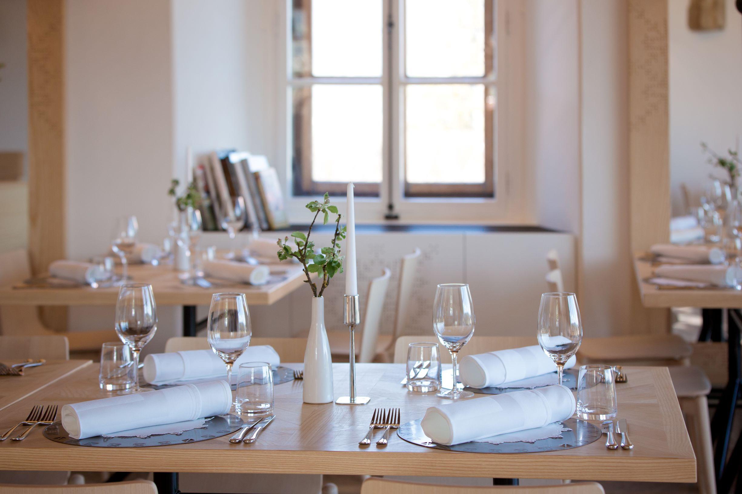 Restaurant Bled Castle